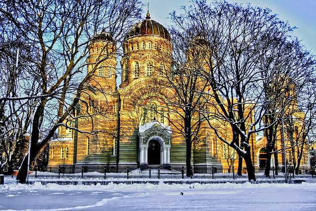 Христорождественский кафедральный собор в Риге