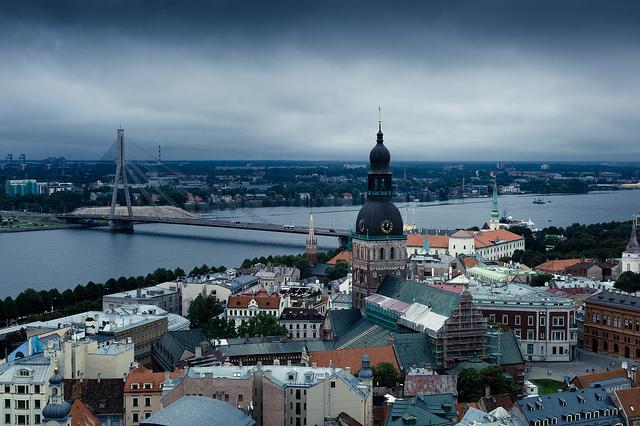 Что привезти из Риги