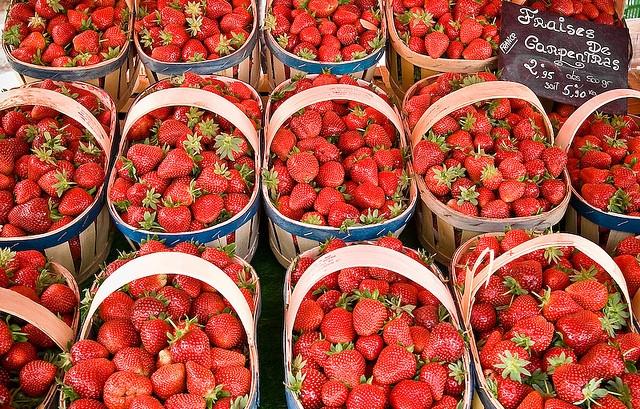 На рынке в Провансе