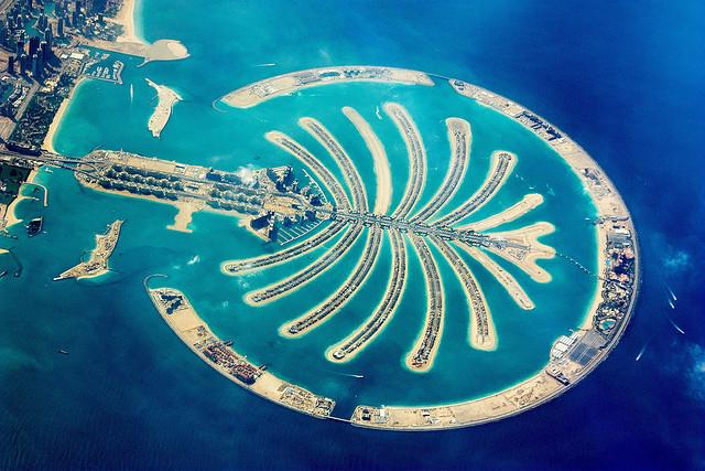 Эмират Дубаи.