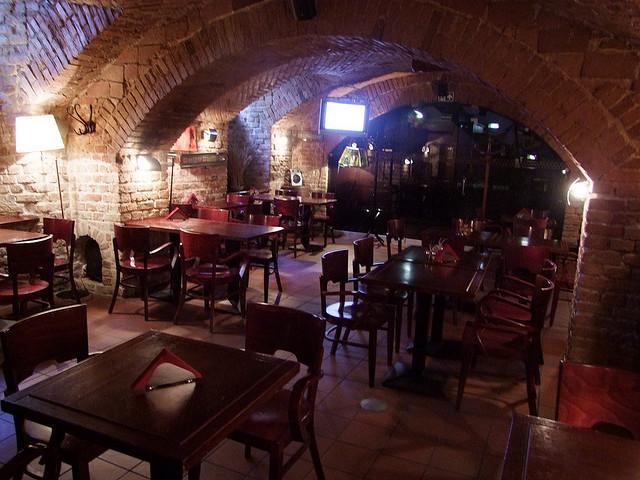 Ресторан Avilys в Каунасе