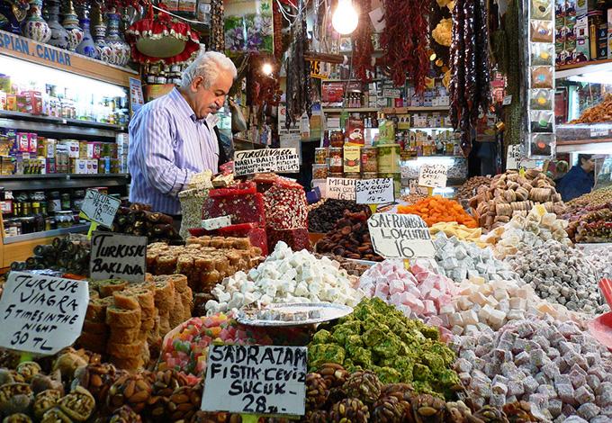 египетские сладости