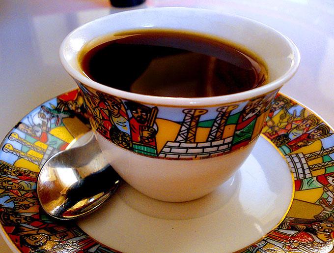 drink coffee essay