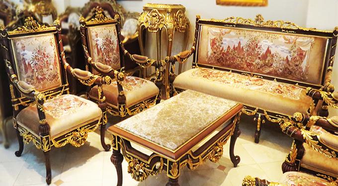 мебель из Думьята
