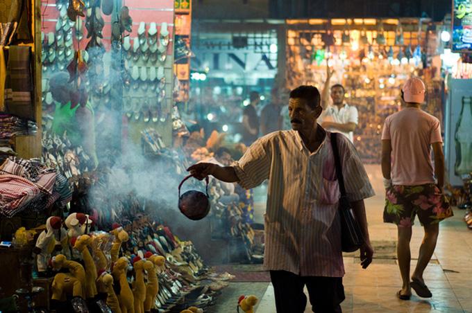 рынок в Шарм-эль-Шейхе
