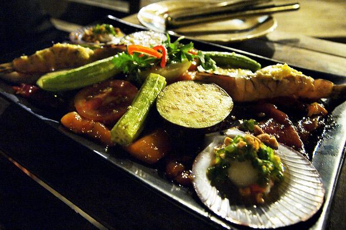 уличная еда Фукуока