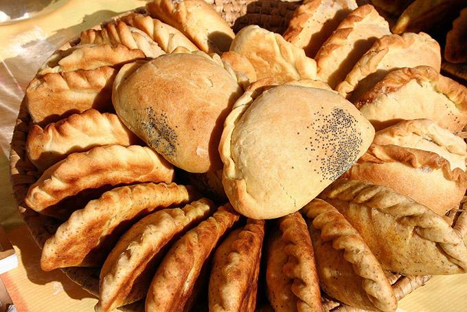 караимские пироги