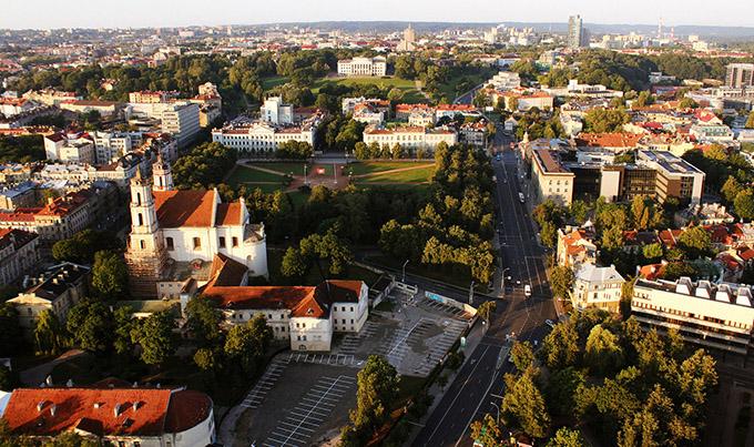 Литва столица