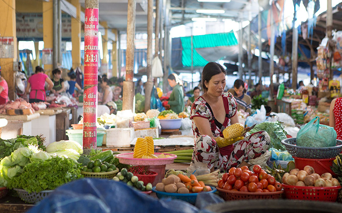 рынок Нячанг