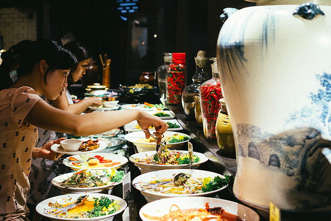 блюда вьетнама
