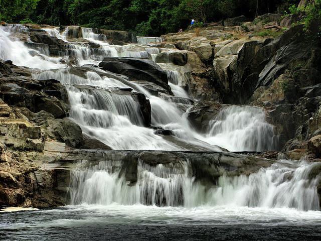 Водопад Янг Бэй
