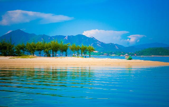Южные острова Нячанга