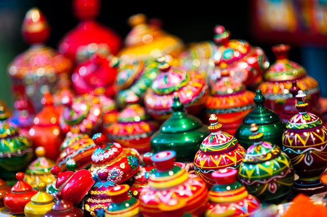 Керамика из Индии