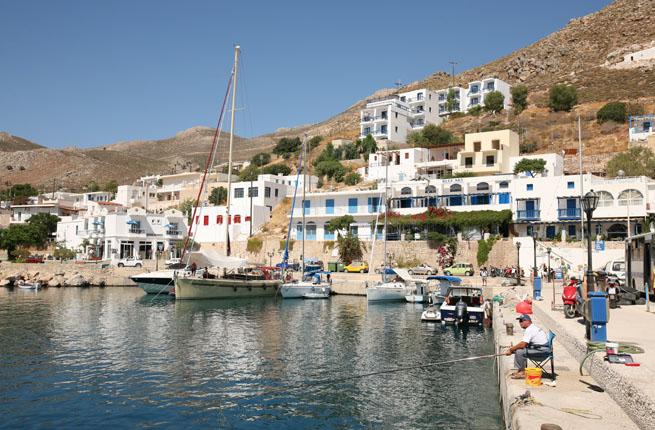 Тилос остров, Греция