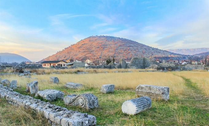 Город Дукля, Черногория